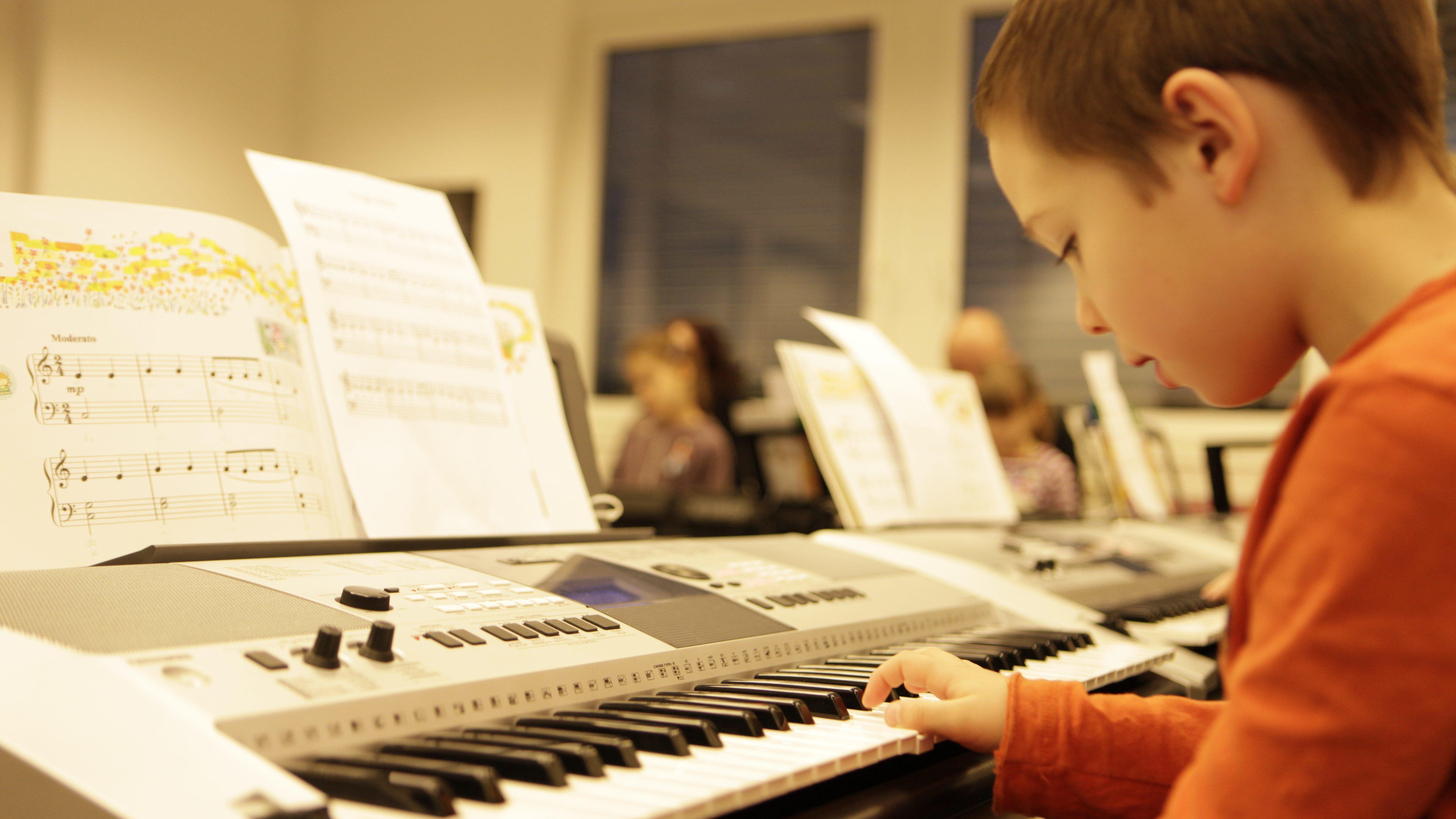 Yamaha Junior Music Course