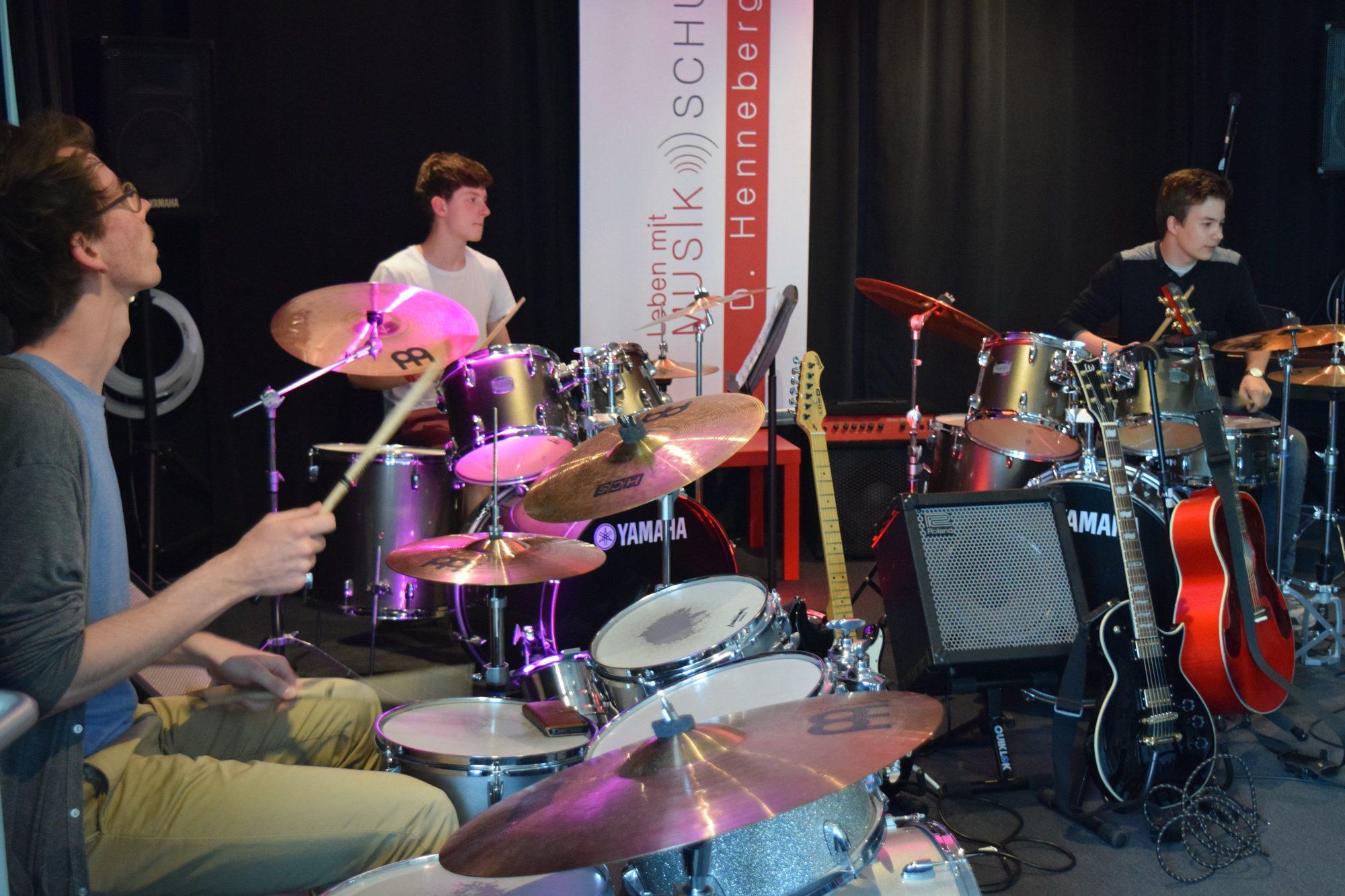 Freie Plätze: Bands & Ensembles