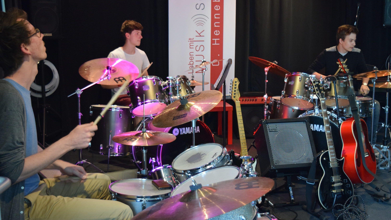 Band - Ensemble - Chor - Musical