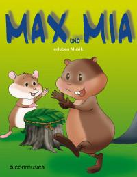 Max & Mia für 1 -2,5 Jahre - Cover des Unterrichtsmaterials